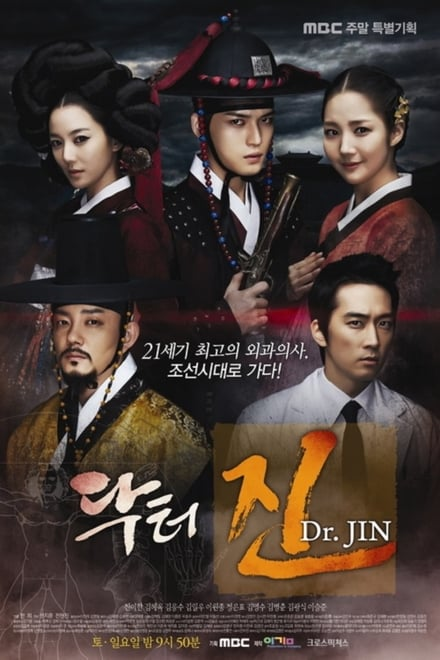Time Slip Dr . Jin