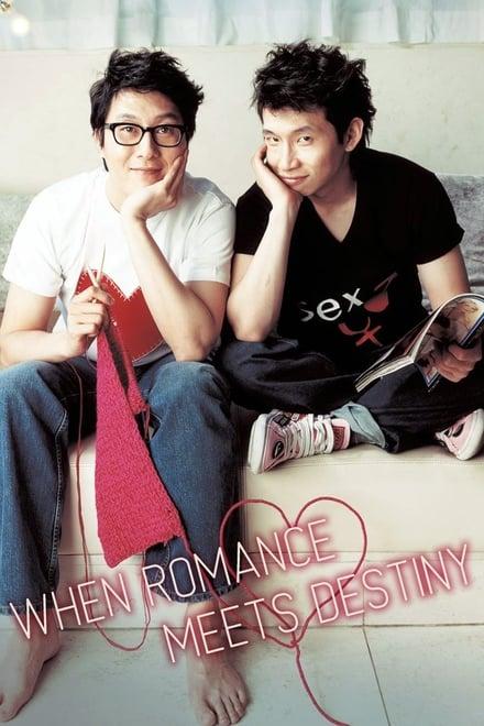 When Romance Meets Destiny...