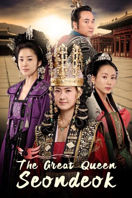 Queen Seon Deok - Muhteşem Kraliçe